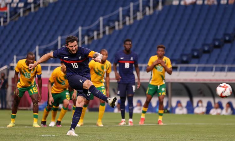 Olimpiadi: Gignac trascina la Francia, pareggiano il Brasile e la Costa d'Avorio di Kessie