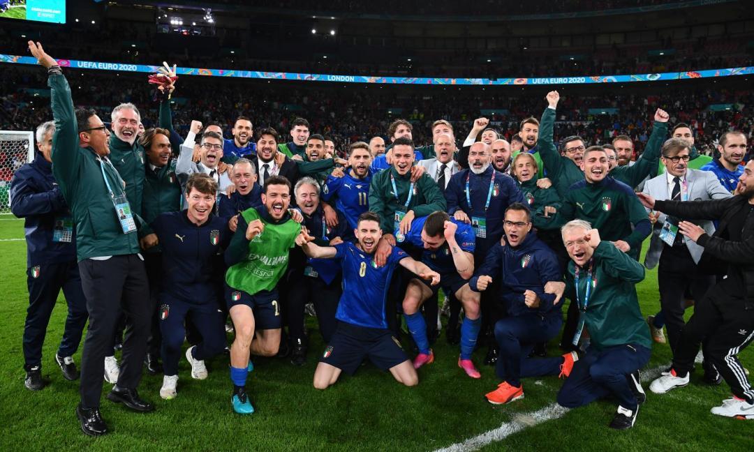 Italia, sogno azzurro. Siamo in finale!