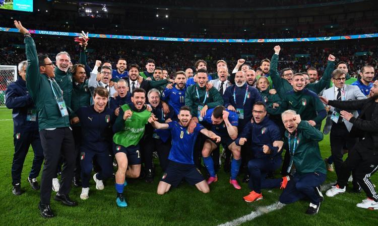 Belli e senza paura come contro il Belgio. Non contemplo la sconfitta, Italia vinci per Spinazzola