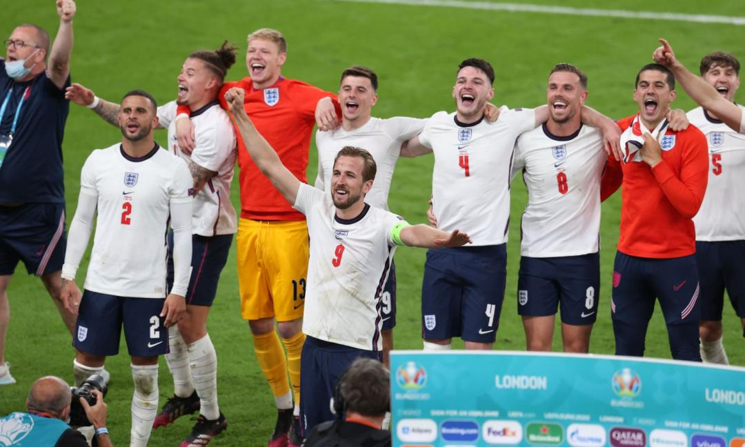 Inghilterra in finale grazie a tanta qualità e solidità!