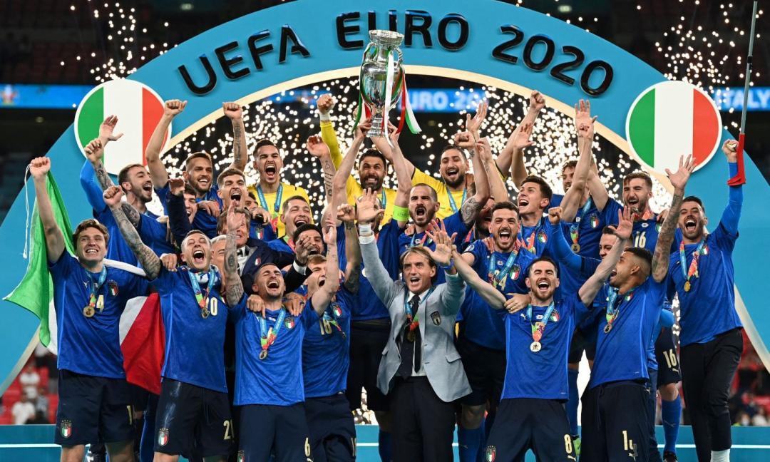 Italia, miracolo azzurro. Wembely è italiana per una notte