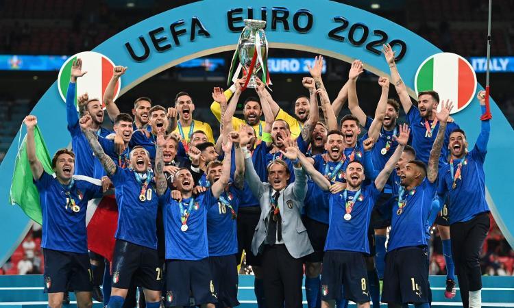 L'ITALIA E' CAMPIONE D'EUROPA: battuta l'Inghilterra ai rigori grazie a super Donnarumma!