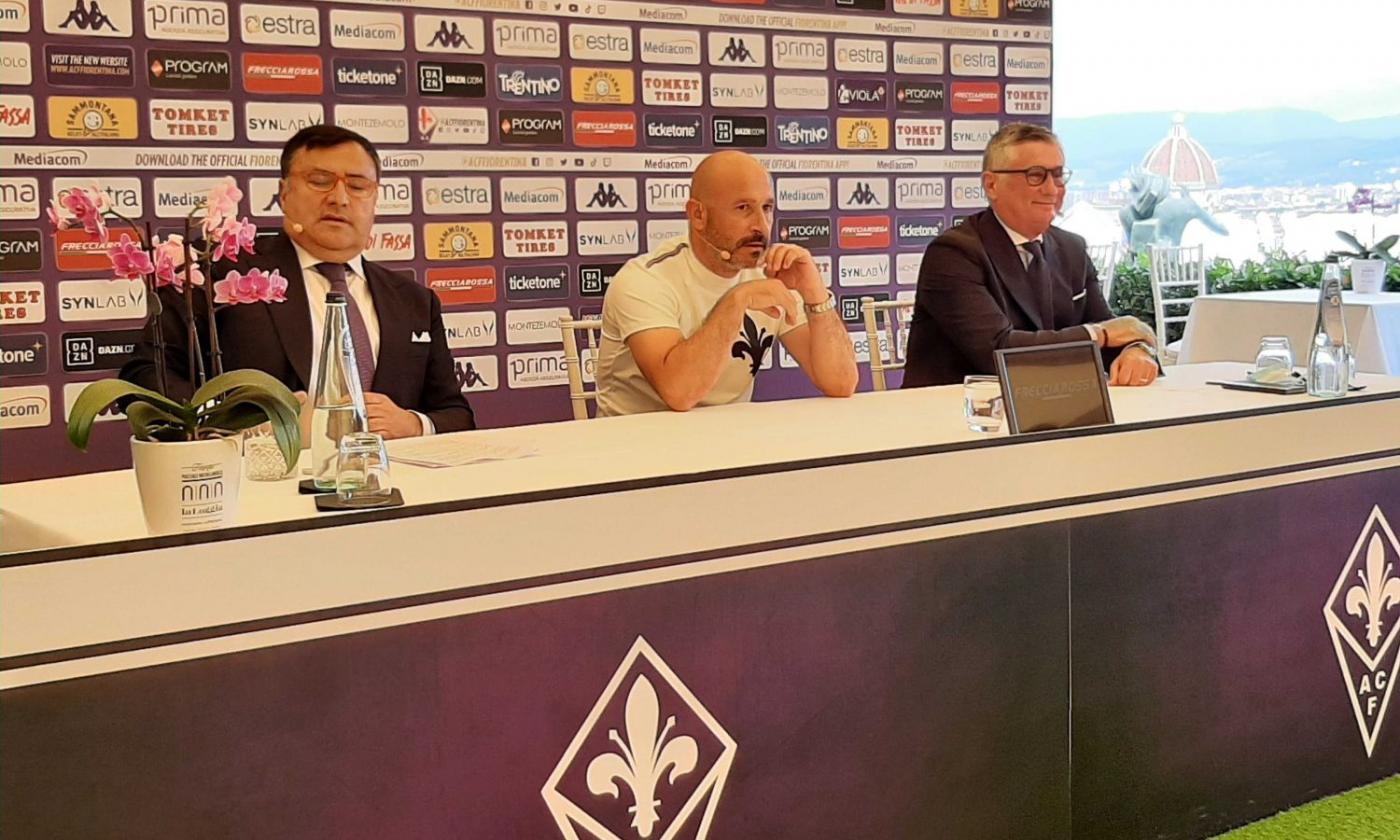 Fiorentina a tutto Italiano: 'Io malato di calcio, ma al Sud è difficile ...