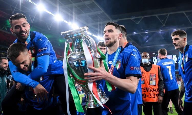 Jorginho, oro d'Europa: la decisione del Chelsea e il retroscena sulla Juve