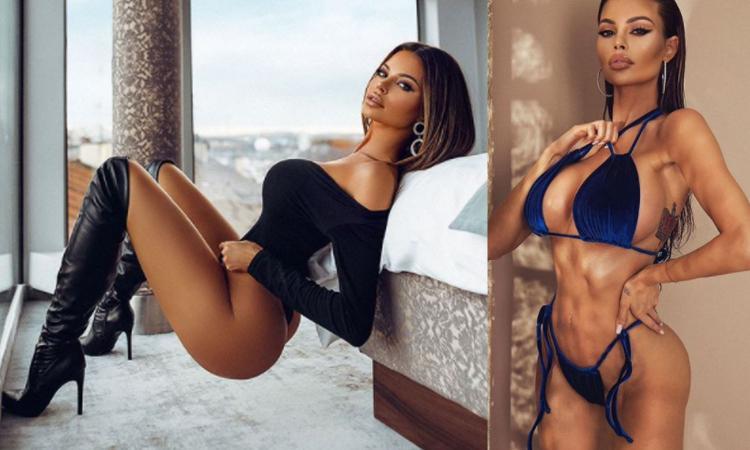 Justyna Gradek, la Kim Kardashian polacca è tornata single FOTO