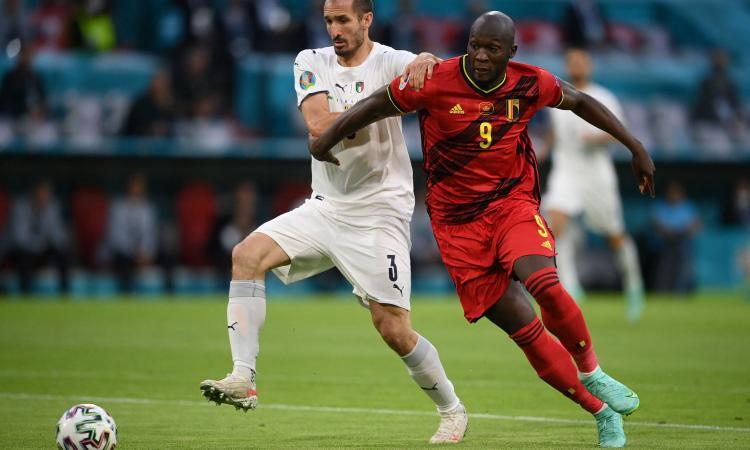 Belgio-Italia 1-2: il tabellino