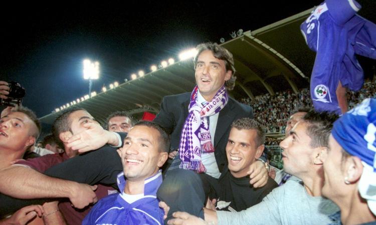 Di Livio racconta il primo Mancini a CM: 'Possesso palla e pressing, l'Italia come la sua Fiorentina'
