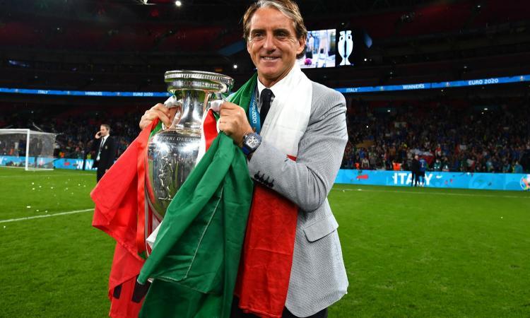 Mancini a Jesi: 'Un'emozione per tutti'