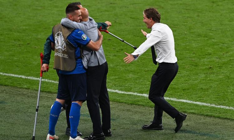 Mancini: 'Euro 2020 come i Mondiali del 2006, questa Italia resterà nei libri di storia'