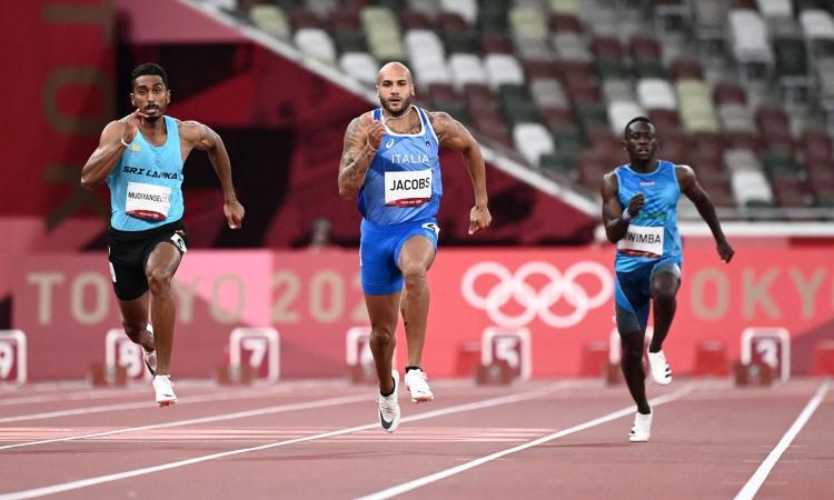 Olimpiadi: argento Nespoli, bronzo Pizzolato, Quadarella e Testa. Italbasket ai quarti. Jacobs vola!