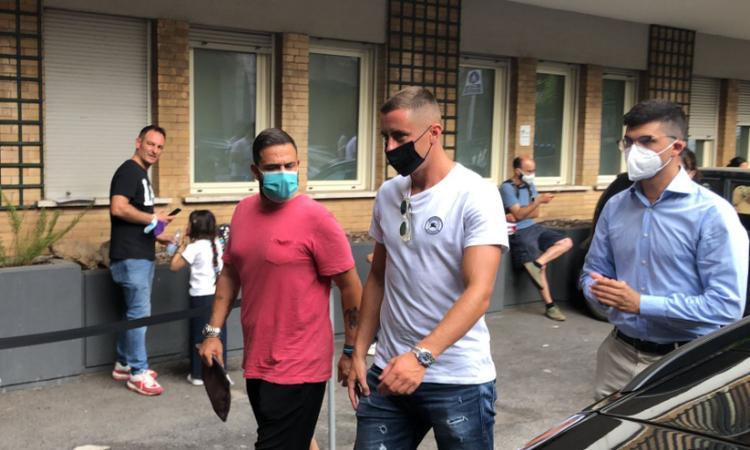 Lazio, Marusic: 'Nessun no vax tra noi. Parliamo molto con Sarri', e sul rinnovo...