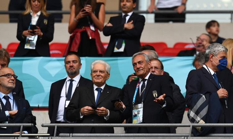 Italia-Inghilterra, la giornata: Mattarella a Wembley. Fischi all'inno italiano VIDEO DA LONDRA