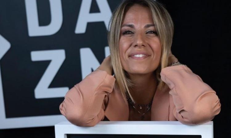 Giulia Mizzoni lascia Dazn: 'A volte le parole non servono... o forse non bastano'