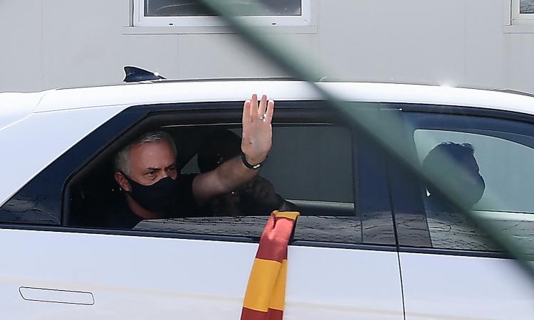 Roma, un membro dello staff di Mourinho può già lasciare