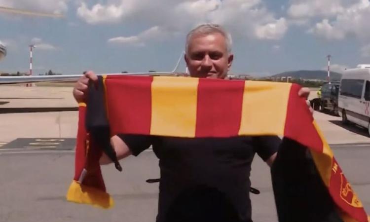 Roma, Mourinho: 'Sono in un club gigante'