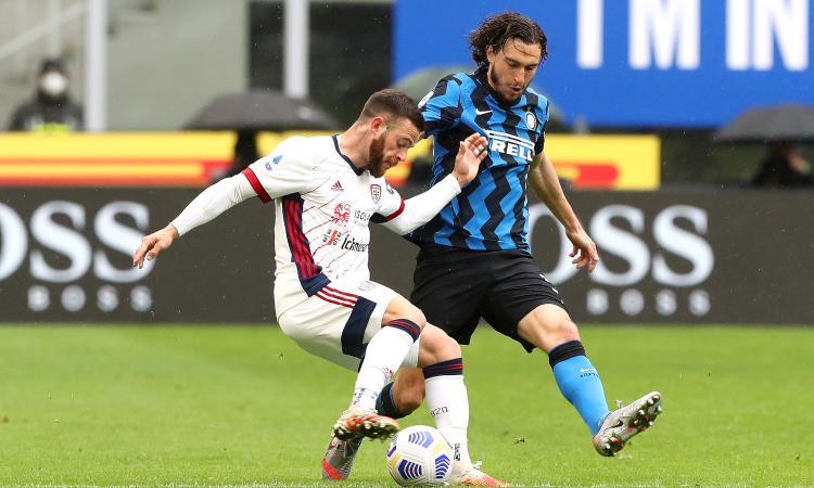Inter-Cagliari, il giorno di Nandez: le ultime