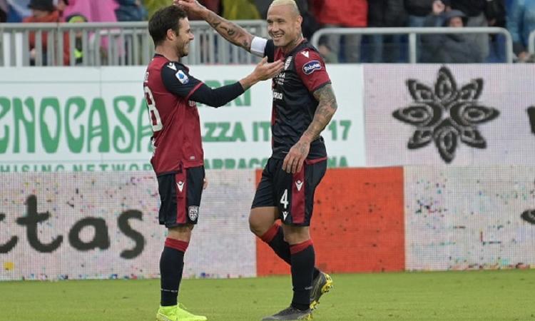 Inter, l'infortunio di Rog mette fretta al Cagliari per Nainggolan: così può sbloccarsi Nandez