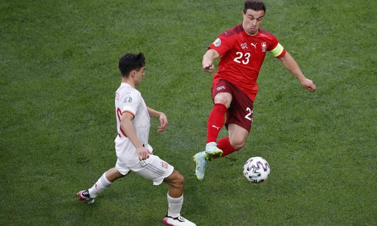 Svizzera-Spagna 2-4 d.c.r, il tabellino