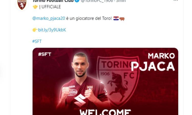 Juve, UFFICIALE: Pjaca al Torino, tutti i dettagli