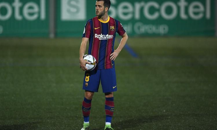 Juve-Pjanic, nuovi contatti: il ritorno è possibile con ingaggio ridotto, ma servono le cessioni