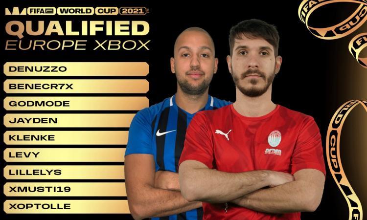Fifa 21, l'Inter trionfa nel Playoff su Xbox! Al Mondiale ci saranno anche Milan e Fiorentina