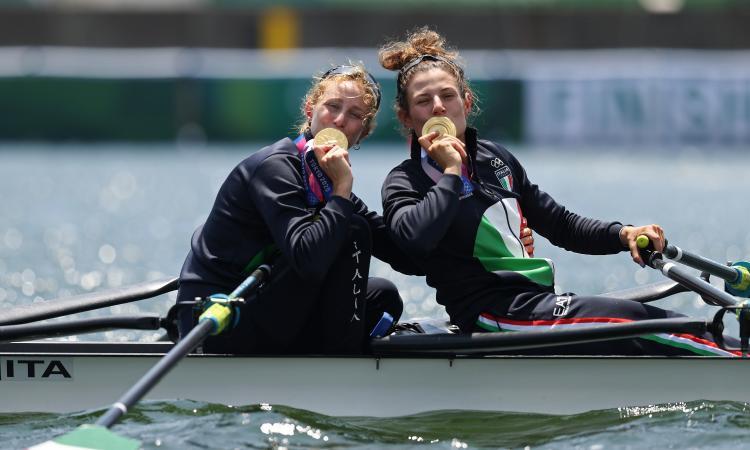 Olimpiadi, altre medaglie per l'Italia: Rodini-Cesarini oro, Paltrinieri argento, Oppo-Ruta e fioretto donne bronzo