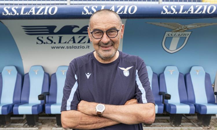 Lazio, Bertini: 'Felice di essere qui. Sarri uno dei migliori in Europa'