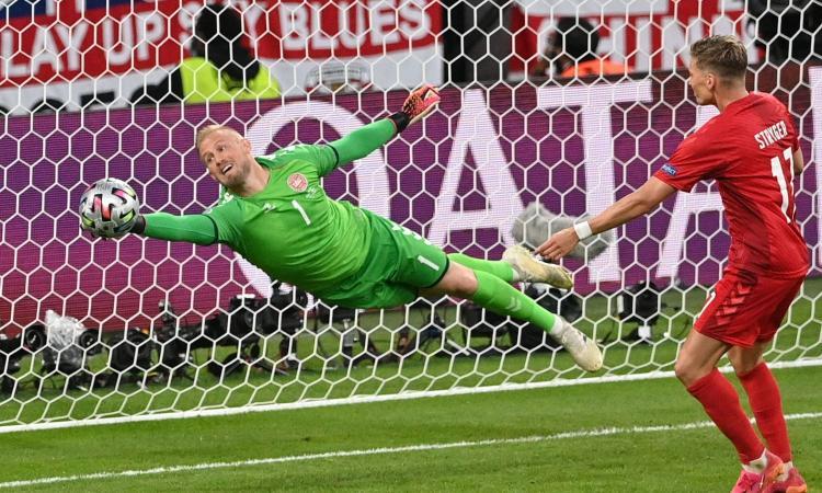 Danimarca qualificata ai mondiali, Schmeichel: 'Dedica a Eriksen, non vediamo l'ora di rivederlo'