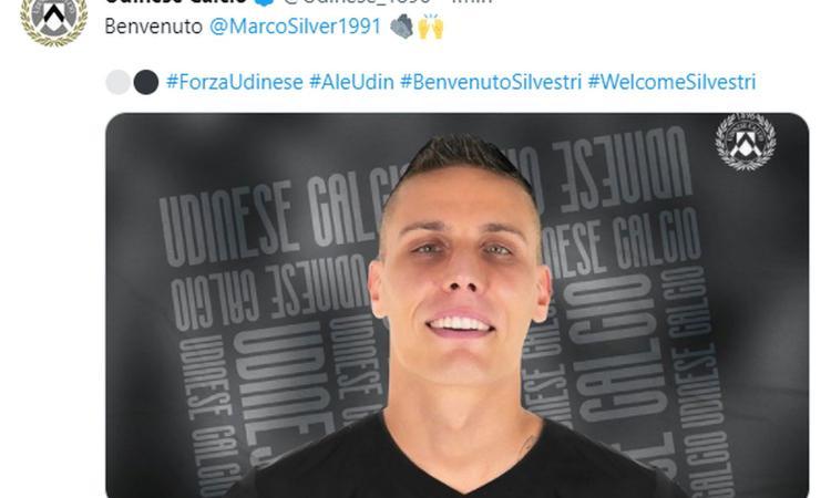 Udinese, UFFICIALE: preso Silvestri dal Verona
