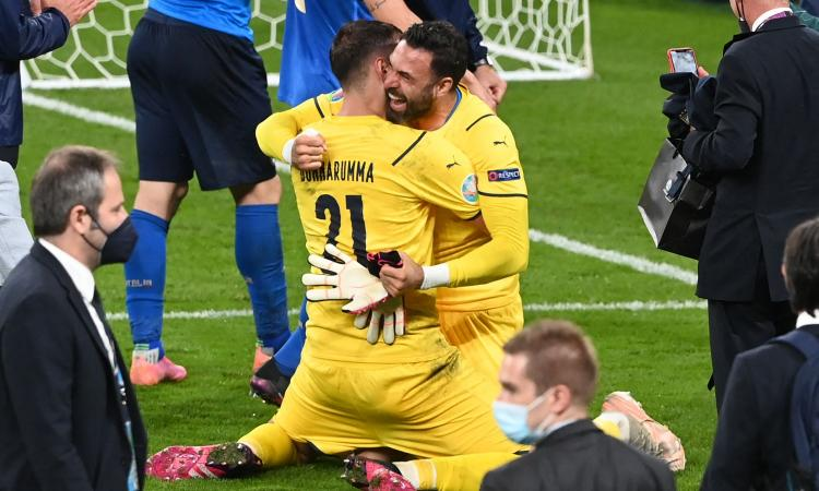 Genoa, Sirigu: 'A Torino lascio il cuore, prendo il 57. Dopo l'Europeo più felice. Donnarumma? Al PSG crescerà ancora'