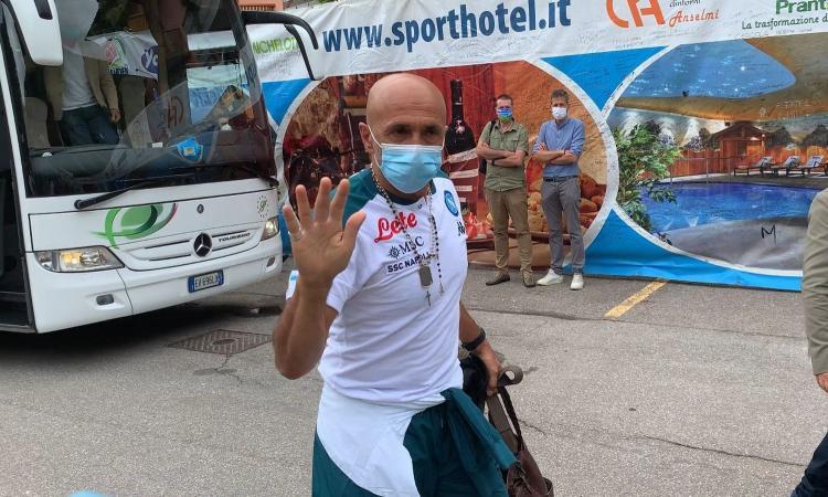 Napoli, Spalletti risponde ai tifosi dopo le polemiche: 'Stavolta vi ho salutato'