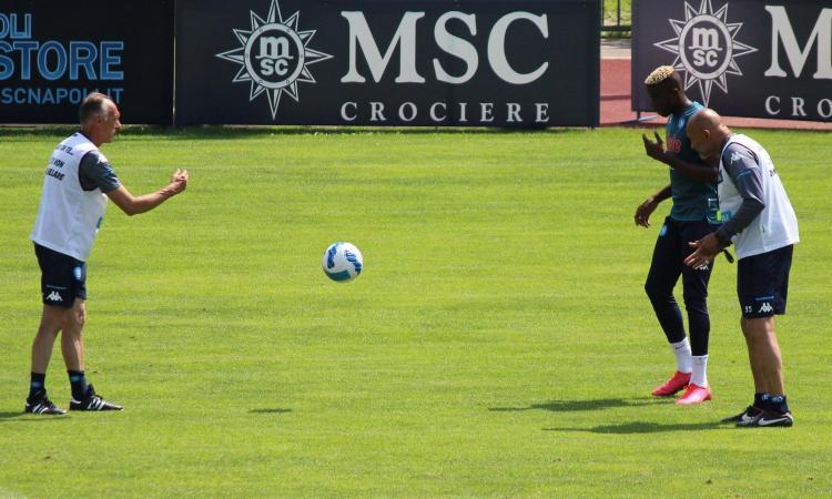 Nasce il nuovo Napoli di Spalletti: dal lavoro tecnico con Osimhen alla rivalutazione di Lobotka e Malcuit