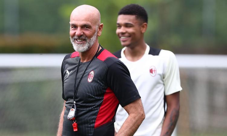 Milan: sabato 24 luglio test a Milanello contro il Modena