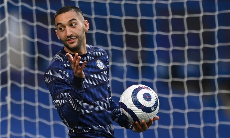 Milan, Ziyech resta una prima scelta: appuntamento col Chelsea a metà agosto