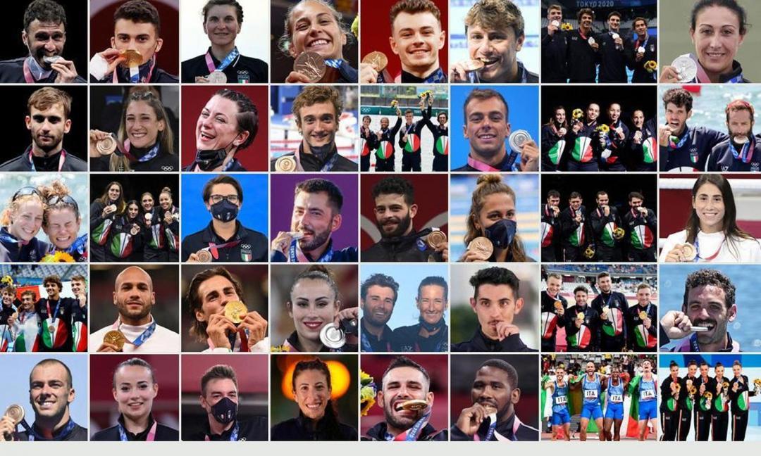 L'olimpiade italiana, l'olimpiade dell'integrazione razziale