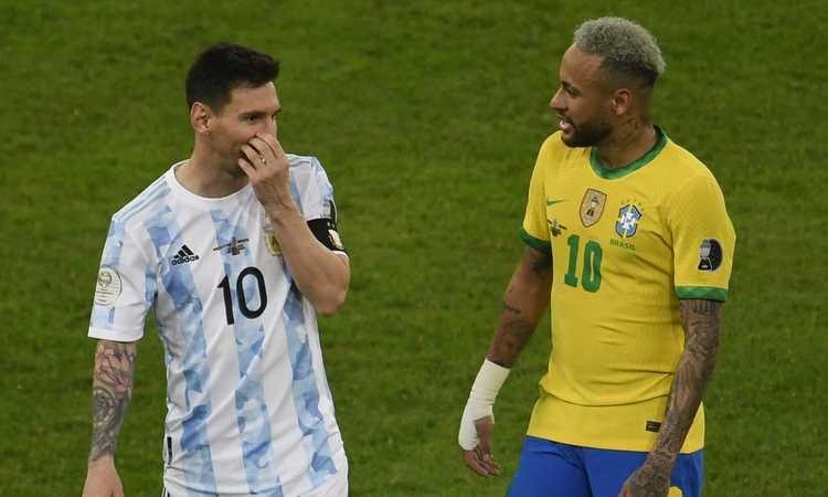 Brasile-Perù: notte da record per Neymar VIDEO