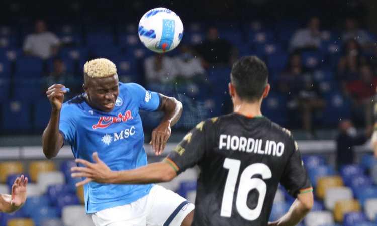 A Lille il trasferimento di Osihmen al Napoli continua a creare polemiche. Fra contropartite e agenti nuove accuse