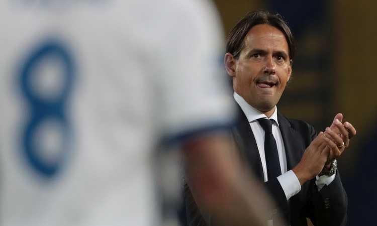 Inter, Inzaghi contento a metà