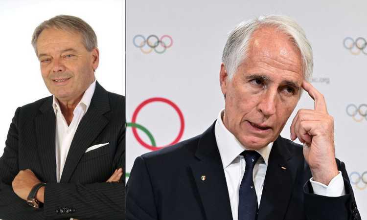 Duetto Turrini-Malagó a CM:  'Come hai fatto a battere il Duce?', 'Arriviamo a 40, l'avevo previsto'. Lacrime per la 4X100