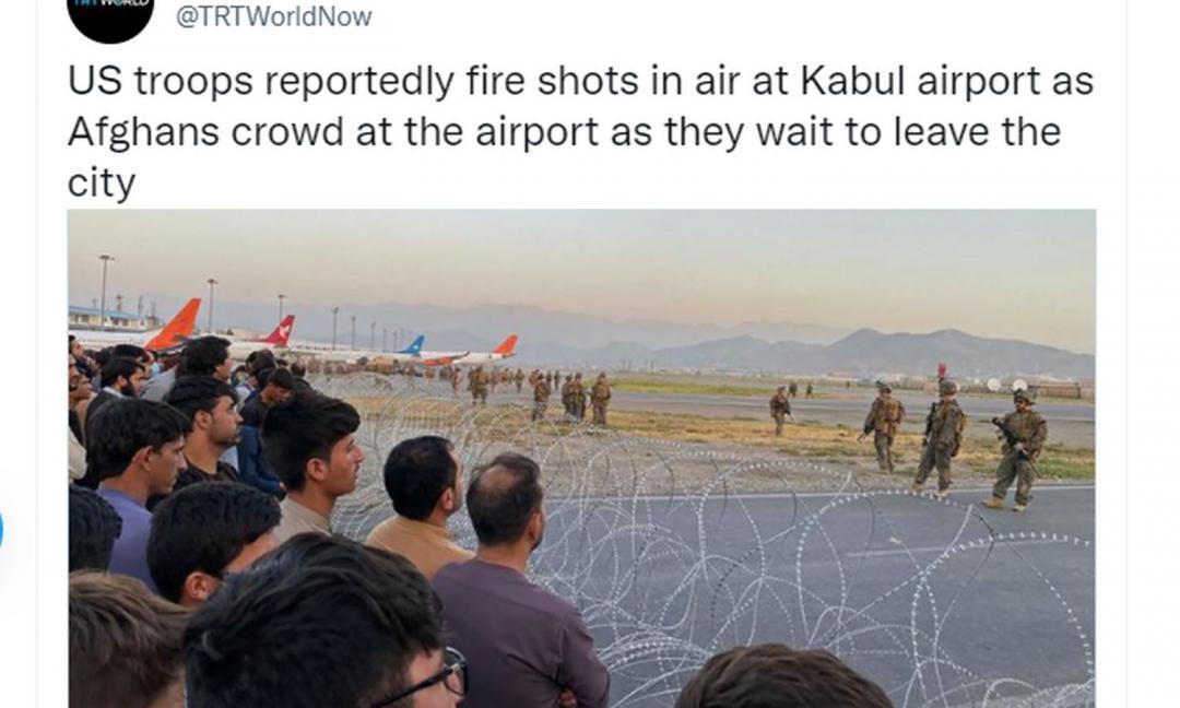 #Bar VxL: Locatelli, Kabul e l'irrinunciabile libertà