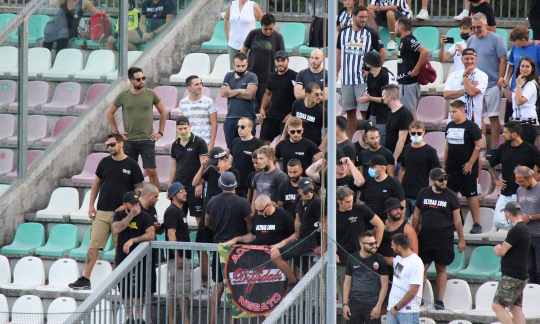Il ritorno del calcio con i tifosi