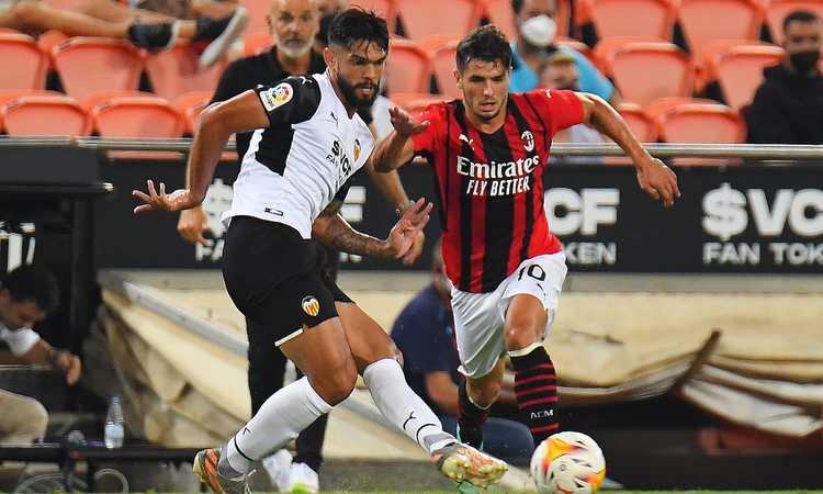 Valencia-Milan, top e flop: Brahim illumina, Maignan dà sicurezza. Follia di Krunic
