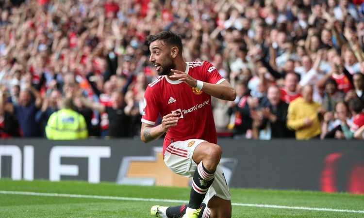 Manchester United: si tratta il rinnovo con Bruno Fernandes