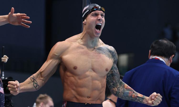 Tokyo si inchina a Dressel, il profeta del nuoto americano
