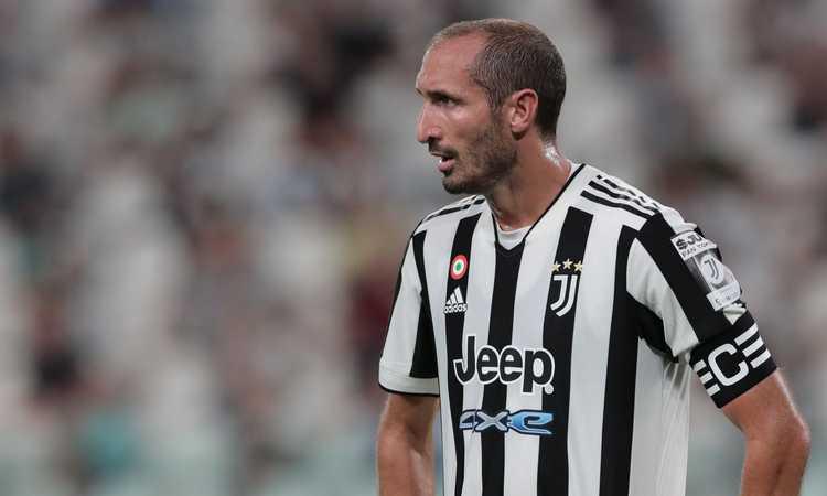 Disastro Juve con l'Empoli, Chiellini sbotta con Allegri: 'Non è una squadra'