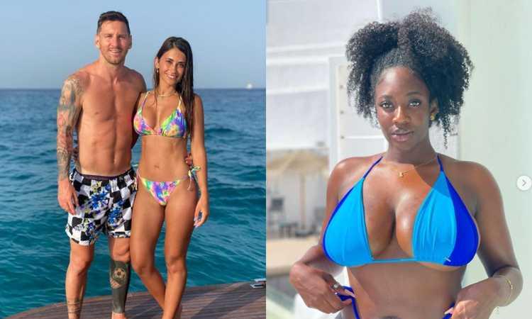 Gossip Girl: Messi a Parigi con Antonella, Lukaku a Londra da Shani. Mia Ceran diventa mamma, Bianca punge Ventola