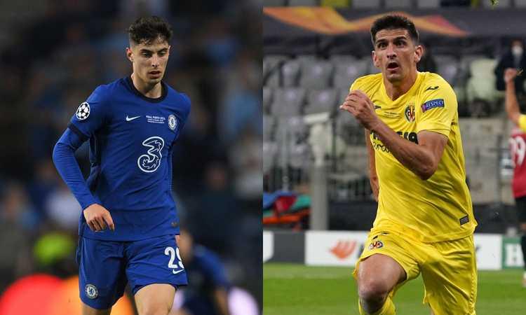 Supercoppa europea, Chelsea-Villarreal: probabili formazioni e dove vederla in tv