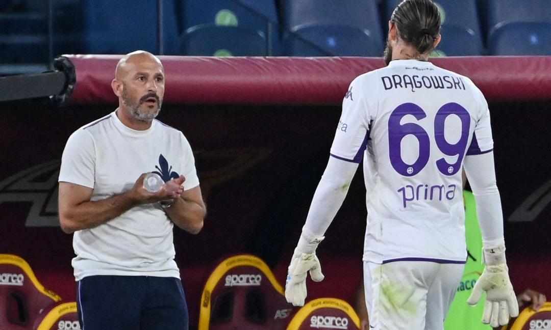 Atalanta - Fiorentina nel ritorno di Dragowski