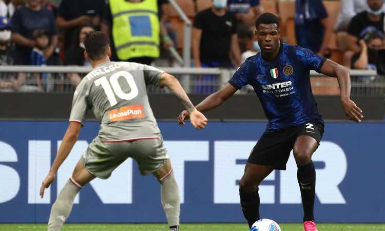 Dumfries scalda i motori: Van Gaal lancia la volata per conquistare l'Inter