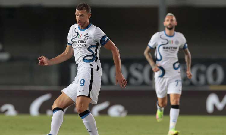 La nuova vita di Dzeko, da 'manovriero' a stoccatore: così può bastare all'Inter?